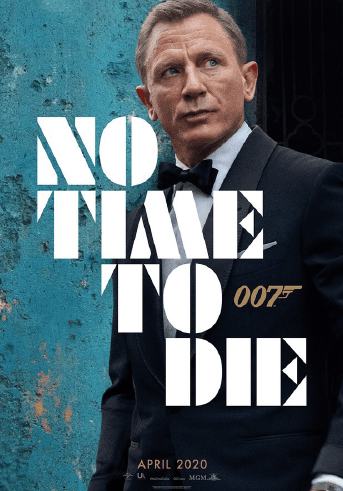 No time to die recent productions