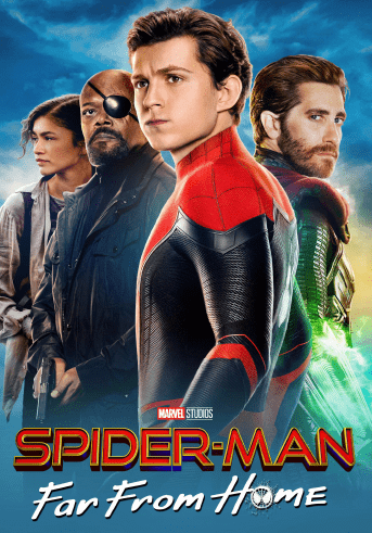Spiderman far from home recent productions