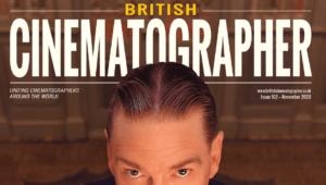 British Cinematographer Magazine