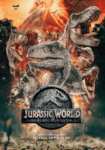 Jurassic World Fallen Kingdom Recent Productions