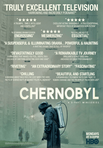 Chernobyl Recent Productions