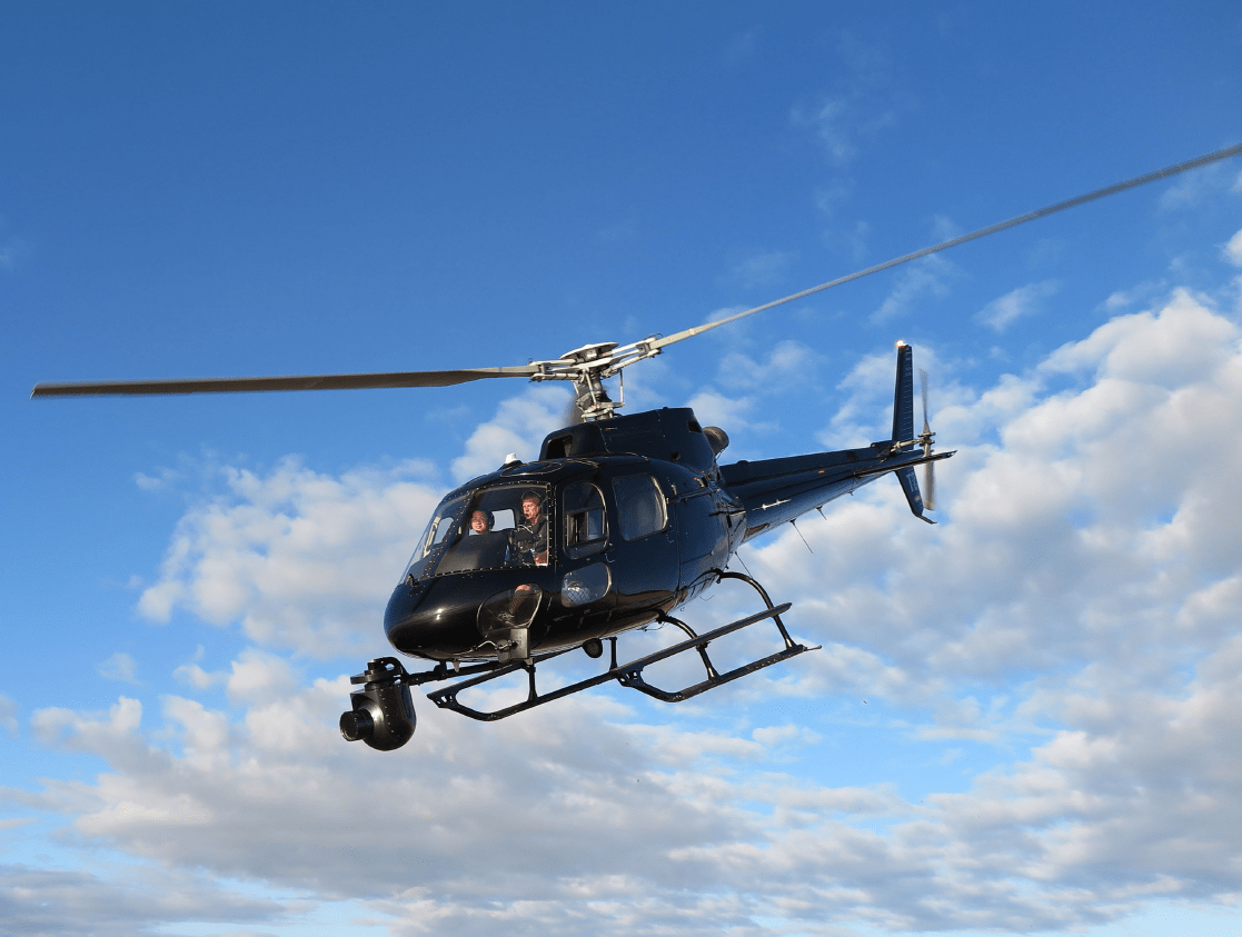 Radio Frequency (RF) Helicopter